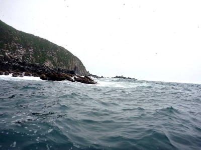 Около острова старичков