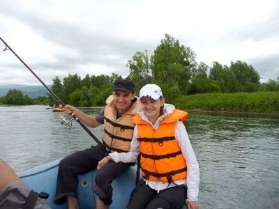 Крутые рыбаки