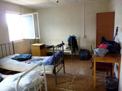 Комнаты общежития