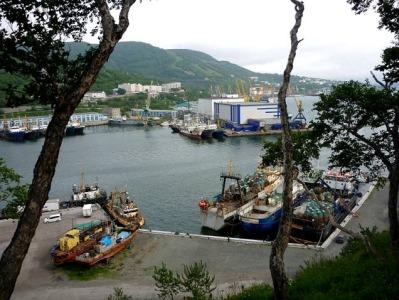 Порт Петропавловска-Камчатского